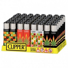 Caja Clipper Color Weed 48ud