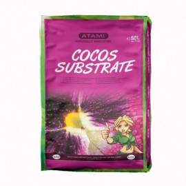 B´cuzz Coco´s sustrate 50L