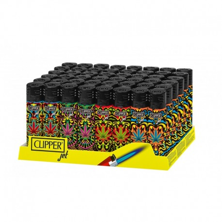Caja Clipper Leaves 2 48 uds
